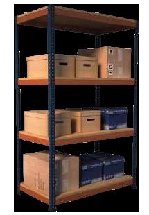 Estanterias Metalicas De Diseno.Estanterias Metalicas Y Sistemas De Almacenamiento Tecny Stand