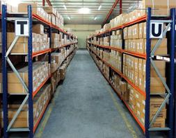 Almacenamiento En Estanterias Metalicas.Sistemas De Almacenaje Para Todas Las Mercancias Tecny Stand