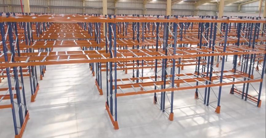 Fabrica De Estanterias Metalicas En Zaragoza.Estanterias Metalicas Y Sistemas De Almacenamiento Tecny Stand